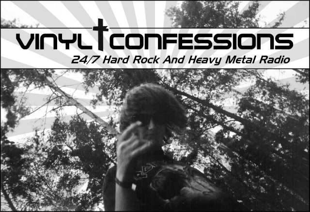 Picture - Vinyl Confessions - 24/7 Hard Rock & Heavy Metal Radio
